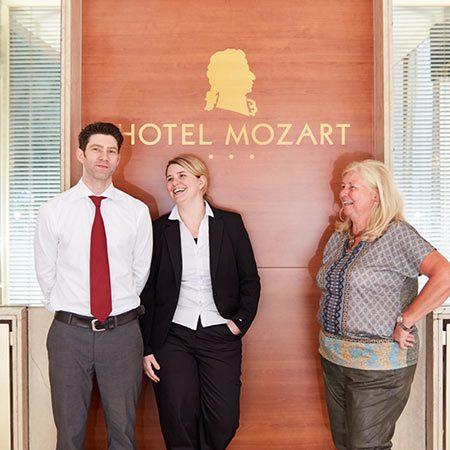 Hotel Mozart: The Family Millmann-Fischer