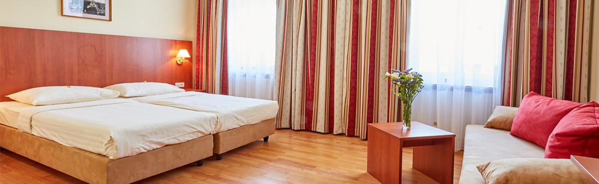 hotel mozart rooms